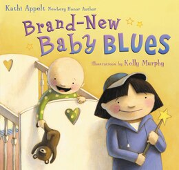 Book Brand-New Baby Blues by Kathi Appelt