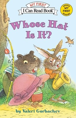 Book Whose Hat Is It? by Valeri Gorbachev