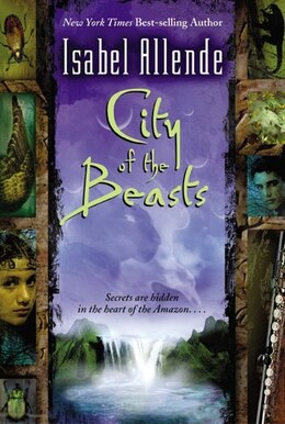 Book City Of The Beasts by Isabel Allende