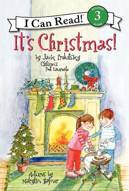 Book It's Christmas! by Jack Prelutsky