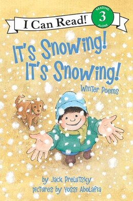 Book It's Snowing! It's Snowing!: Winter Poems by Jack Prelutsky