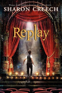 Book Replay by Sharon Creech