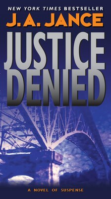 Book Justice Denied by J. A. Jance
