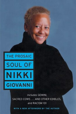 Book The Prosaic Soul Of Nikki Giovanni by Nikki Giovanni