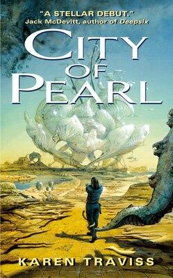 Book City of Pearl by Karen Traviss