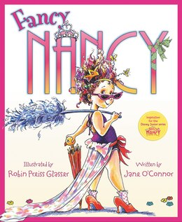 Book Fancy Nancy by Jane O'Connor