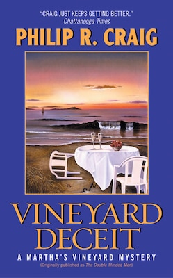Book Vineyard Deceit: A Martha's Vineyard Mystery by Philip R. Craig