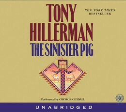 Book The Sinister Pig by Tony Hillerman