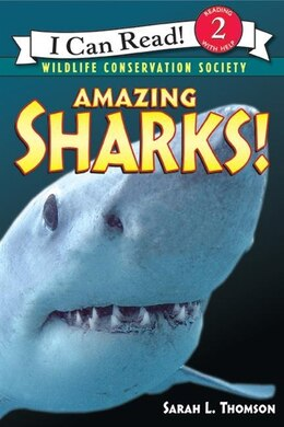 Book Amazing Sharks! by Sarah L. Thomson