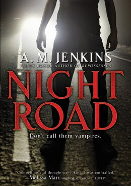 Book Night Road by A. M. Jenkins