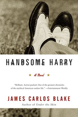 Book Handsome Harry: A Novel by James Carlos Blake