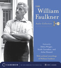 Book The William Faulkner Audio Collection by William Faulkner