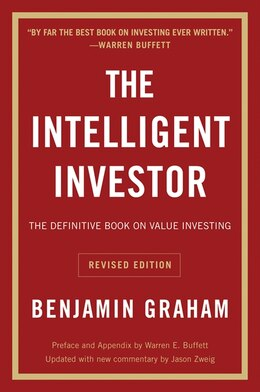 Book The Intelligent Investor Rev Ed. by Benjamin Graham