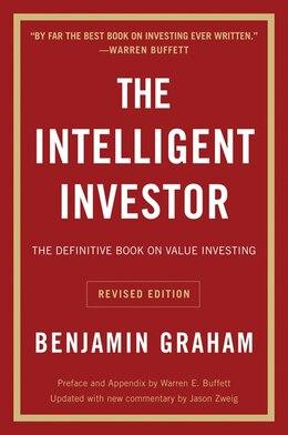 Book The Intelligent Investor Rev Ed. by Benjamin Graham