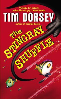 Book The Stingray Shuffle by Tim Dorsey