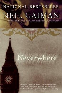 Book Neverwhere: A Novel by Neil Gaiman