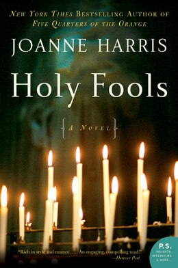 Book Holy Fools: A Novel by Joanne Harris