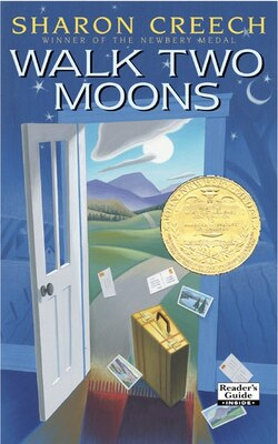 Book Walk Two Moons by Sharon Creech