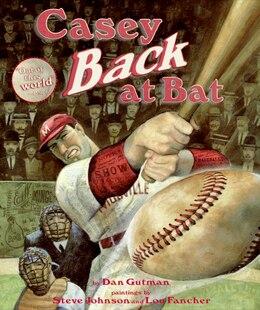 Book Casey Back at Bat by Dan Gutman