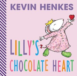 Book Lilly's Chocolate Heart by Kevin Henkes