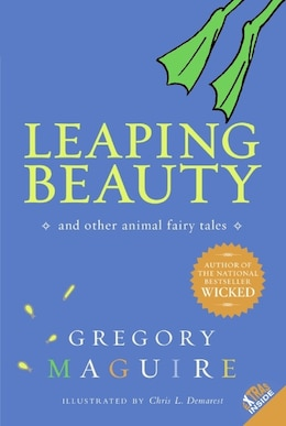 Book Leaping Beauty: And Other Animal Fairy Tales by Gregory Maguire