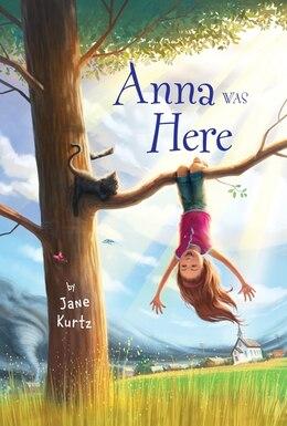 Book Anna Was Here by Jane Kurtz