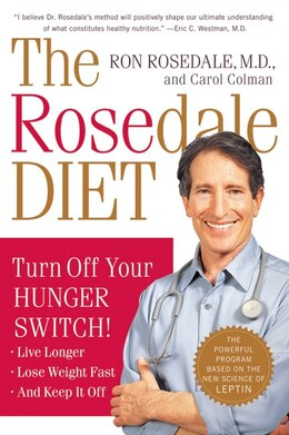 Book The Rosedale Diet by Ron, M.d. Rosedale