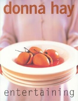 Book Entertaining by Donna Hay