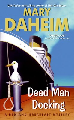 Book Dead Man Docking by Mary Daheim