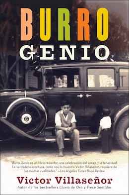 Book Burro Genio by Victor Villasenor