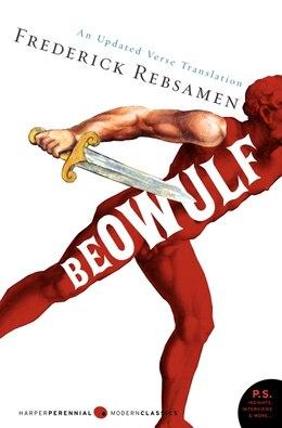 Book Beowulf: An Updated Verse Translation by Frederick Rebsamen
