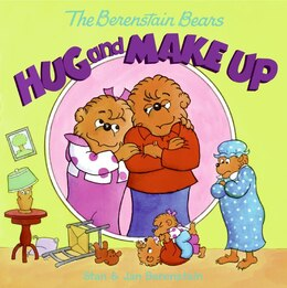 Book The Berenstain Bears Hug And Make Up by Jan Berenstain
