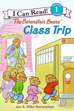 Book The Berenstain Bears' Class Trip by Jan Berenstain
