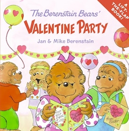 Book The Berenstain Bears' Valentine Party by Jan Berenstain