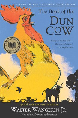 Book The Book Of The Dun Cow by Walter, Jr. Wangerin