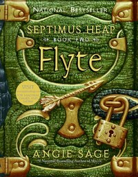 Septimus Heap, Book Two: Flyte: Flyte