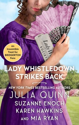 Book Lady Whistledown Strikes Back by Julia Quinn