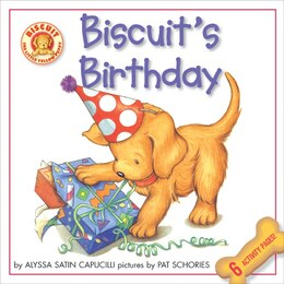 Book Biscuit's Birthday by Alyssa Satin Capucilli