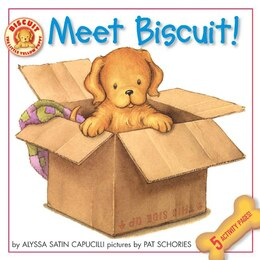 Book Meet Biscuit! by Alyssa Satin Capucilli