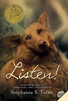 Book Listen! by Stephanie S. Tolan