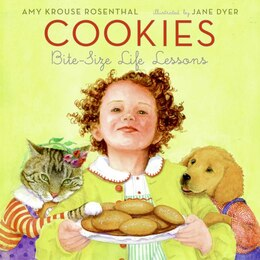 Book Cookies: Bite-Size Life Lessons by Amy Krouse Rosenthal