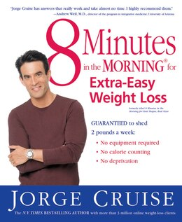 Book 8 Minutes In The Morning For Extra-easy Weight Loss by Jorge Cruise