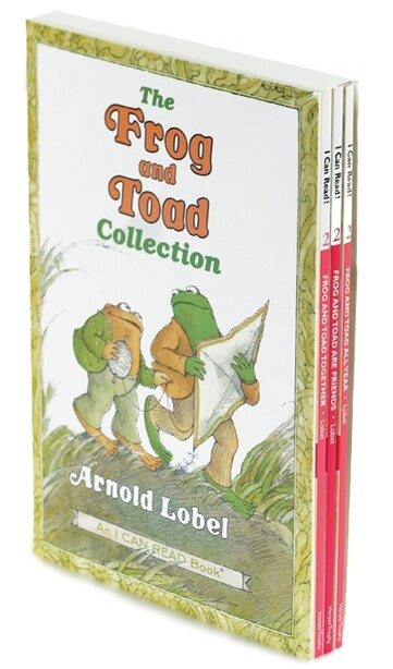 The Frog And Toad Collection Box Set: Includes 3 Favorite Frog And Toad Stories! by Arnold Lobel