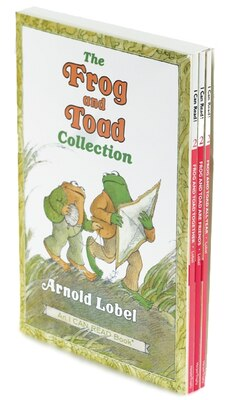 Book The Frog And Toad Collection Box Set by Arnold Lobel