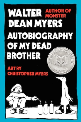 Book Autobiography of My Dead Brother by Walter Dean Myers