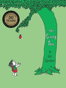 Book The Giving Tree with CD by Shel Silverstein