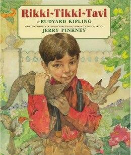 Book Rikki-tikki-tavi by Rudyard Kipling