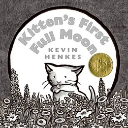 Book Kitten's First Full Moon by Kevin Henkes