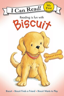 Book Biscuit's My First I Can Read Book Collection by Alyssa Satin Capucilli