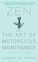 Book Zen And The Art Of Motorcycle Maintenance: An Inquiry Into Values by Robert M. Pirsig